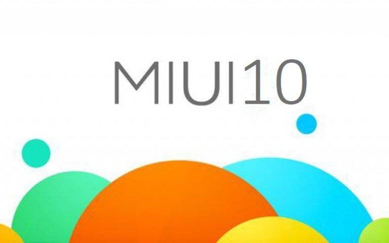 MIUI 10 Stabil ROM 12 cihaz için resmi olarak yayınlandı!
