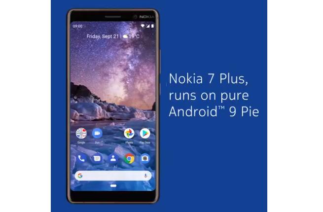 Nokia 7 Plus Android Pie güncellemesi başladı!