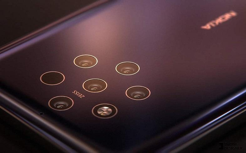 Nokia 9 cephesinden taptaze sızıntı! Beş kamera ve pil kapasitesi onaylandı