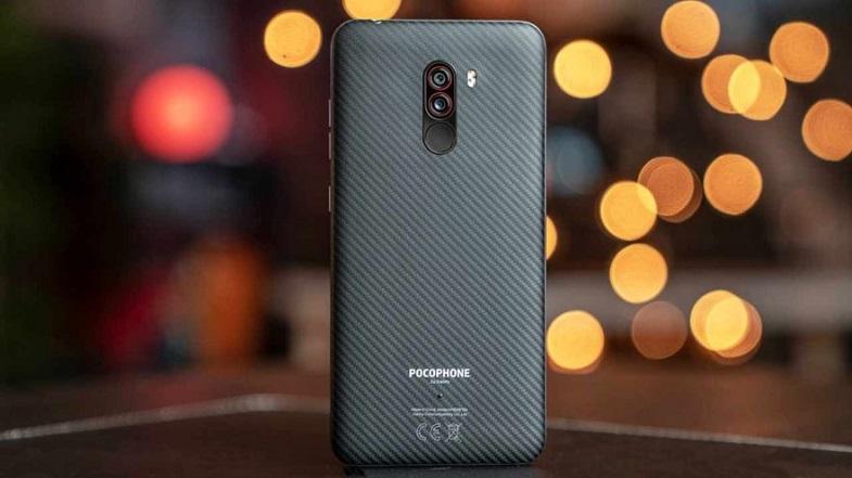 Xiaomi Pocophone F1 için de önemli bir güncelleme başladı