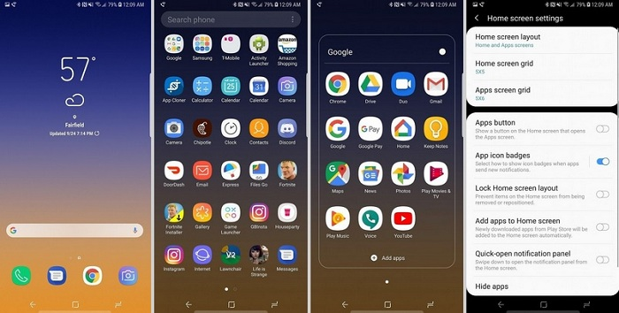 Samsung Experience 10