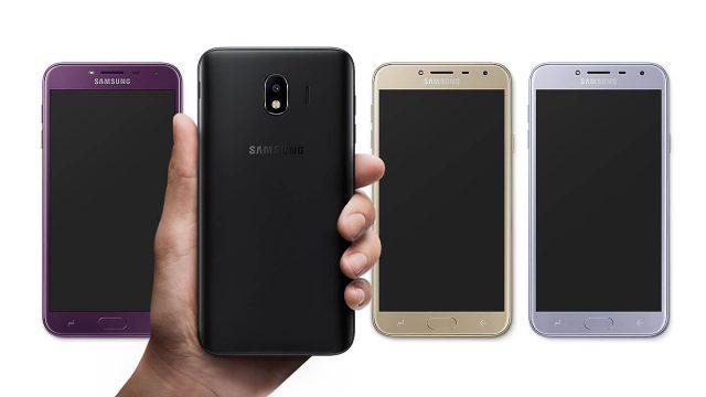 Samsung Galaxy J6 Plus ve J4 Plus göründü!