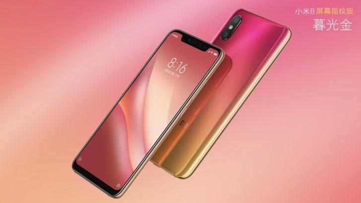 Xiaomi Mi 8 Pro cephesinden gelen haber birçok kişiyi sevindirecektir