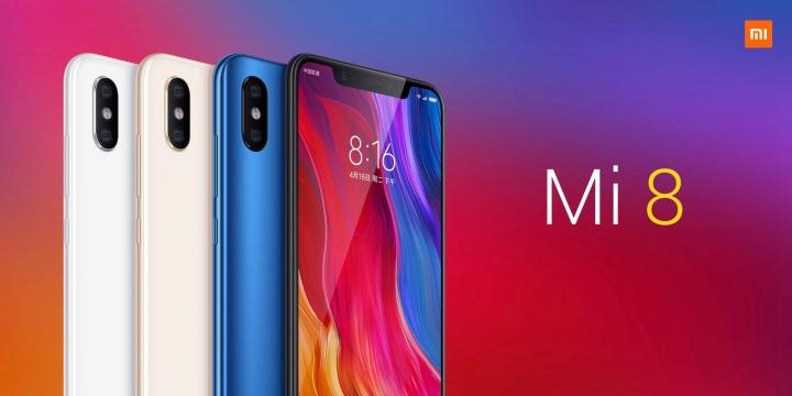 Xiaomi Mi 8 yeni rengi ile karşımızda!