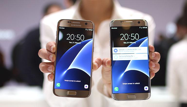 Güncelleme sırası Galaxy S7 ve S7 edge modellerinde