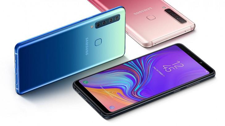 Galaxy A9 2018 Android 9 Pie güncellemesi başladı