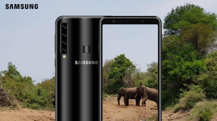 Yarın tanıtılacak Samsung Galaxy A9 2018 benchmark testi ortaya çıktı!