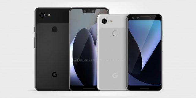 Google Pixel 3 fiyat belli oldu! Pixel 3 XL korkuttu!