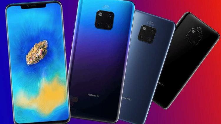 Huawei Mate 20 Pro'nun fişi çekildi mi? Neden satılmıyor?