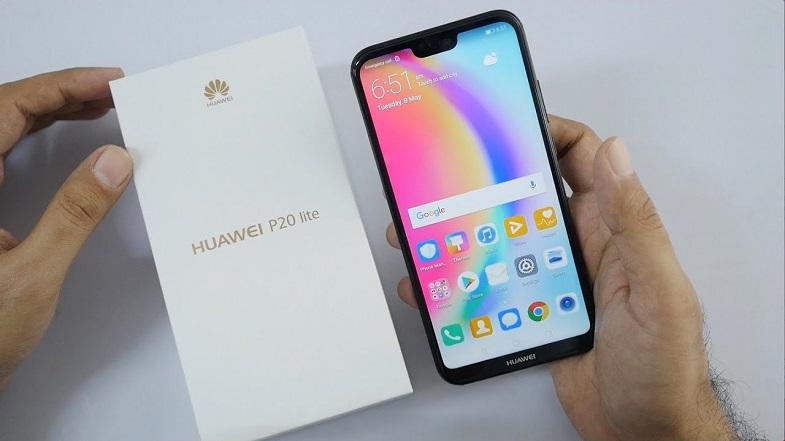 Huawei P20 Lite yeni güncelleme başladı! Adım adım Android 9.0'a
