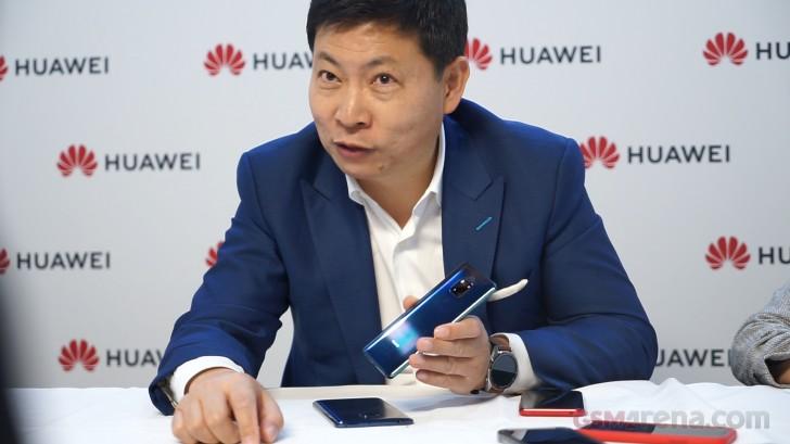 Huawei CEO'su Richard Yu ile samimi bir röportaj!