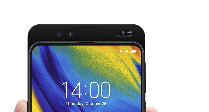 Xiaomi Mi Mix 3 'te sürpriz bir kamera özelliği göreceğiz