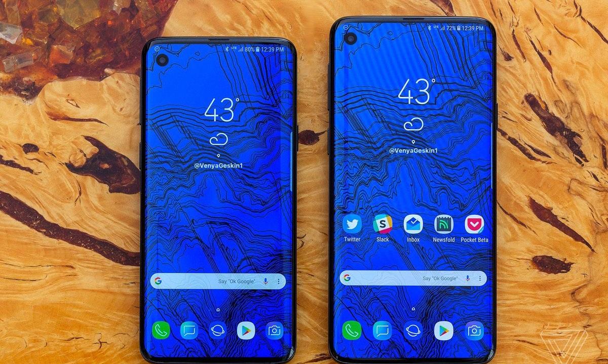 Samsung Galaxy A70 ve A90 bir ilki gerçekleştirecek