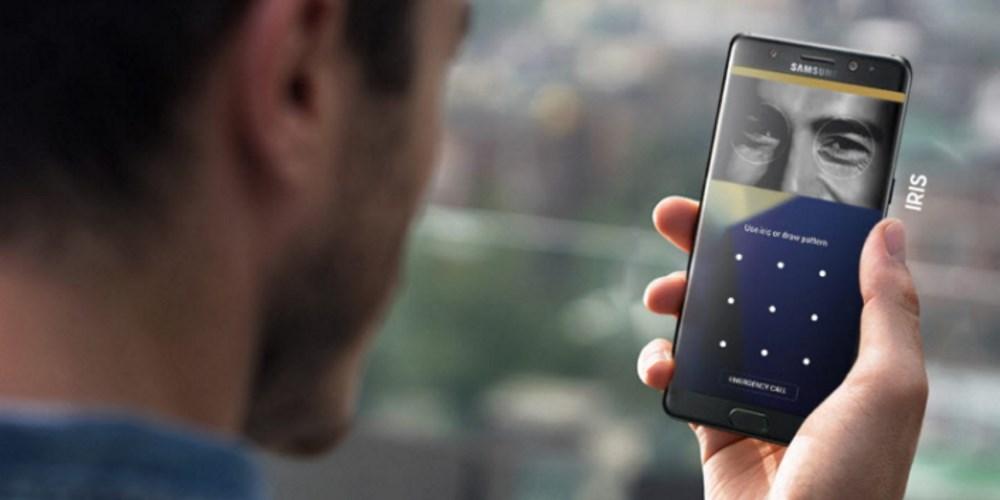 Samsung Galaxy S10 ile iris tarayıcı tarih olacak