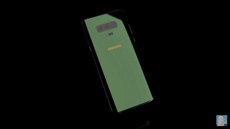 Samsung Galaxy S10 konsepti cezbedici görünüyor