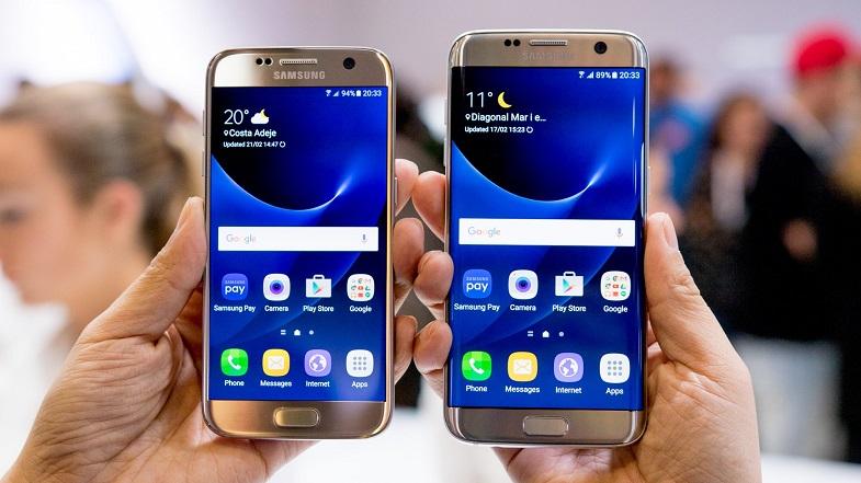 Galaxy S7 ve Galaxy S7 edge için yeni güncelleme başladı