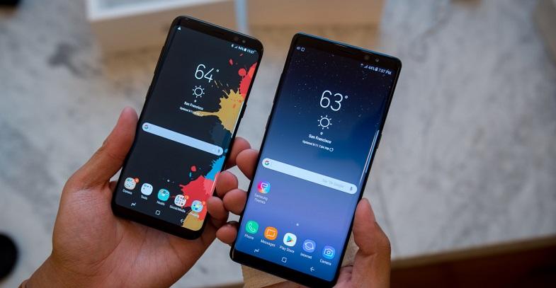 Galaxy Note 8 ve Galaxy S8 için bu defa sevindirici haber geldi