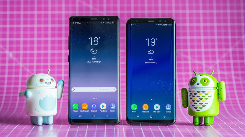 Galaxy S8 ve Galaxy Note 8 sahiplerini kahreden gelişme!