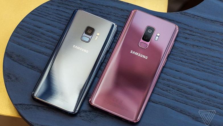 Samsung Galaxy S9 ve S9 Plus için yeni bir güncelleme başladı