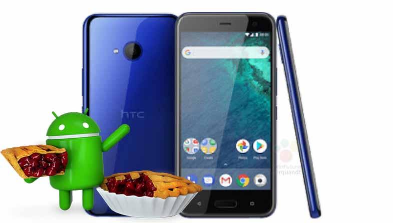 HTC Android Pie güncellemesine devam ediyor!