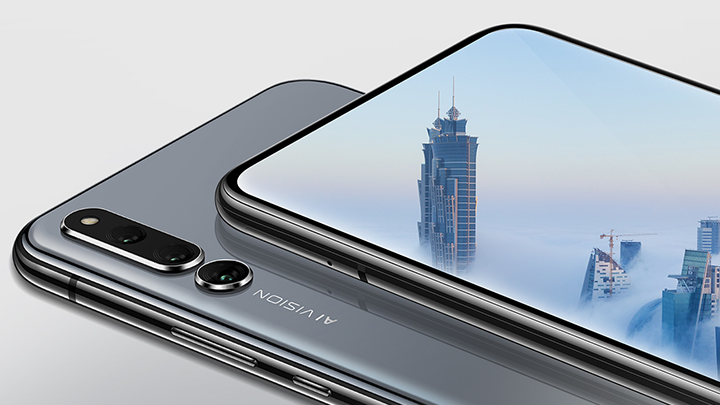 Huawei ekran patenti ile yine şaşırttı!