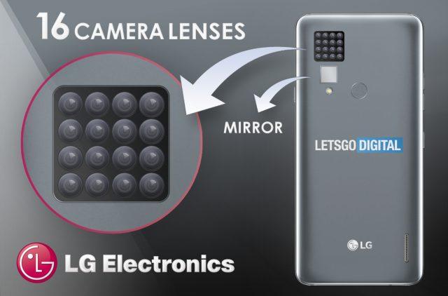 LG 16 kameralı telefon mu hazırlıyor? Biraz abartmadınız mı?