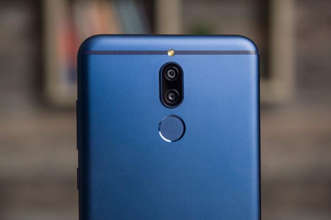 Huawei Mate 10 Lite yeni güncelleme aldı