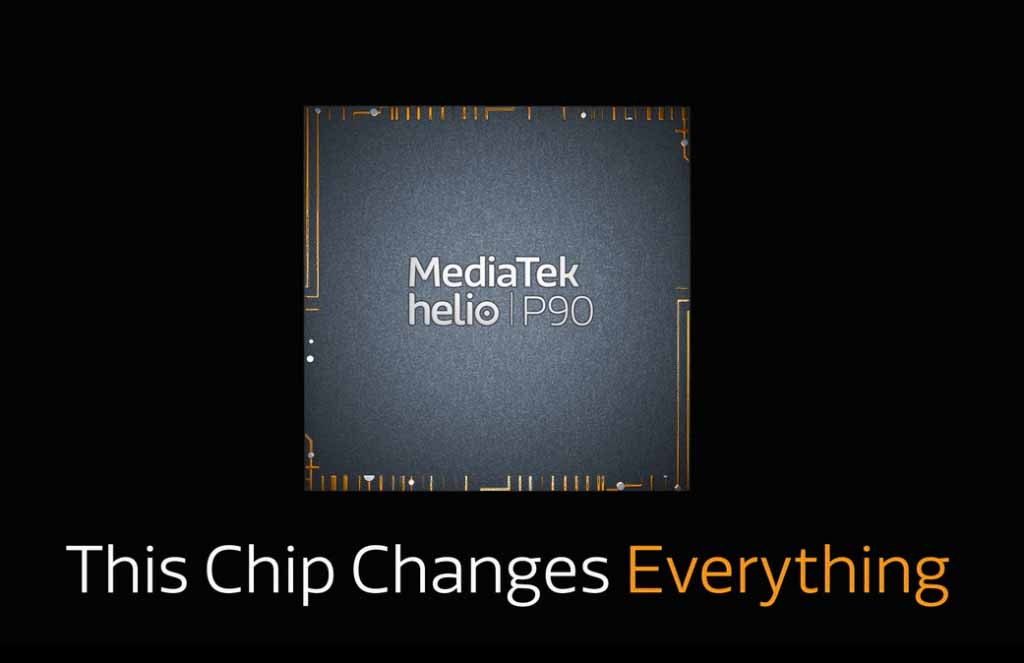 MediaTek Helio P90 duyurusu yaptı! Oyunun kuralları değişecek!