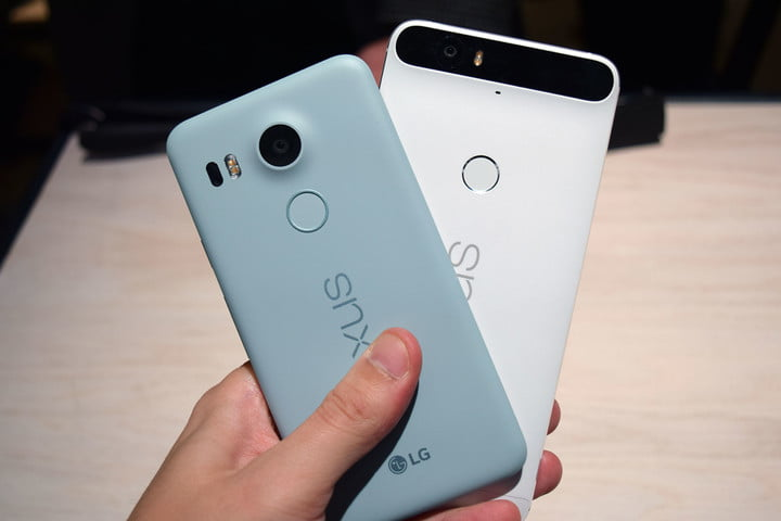 Nexus 6P ve Nexus 5X için son anons…