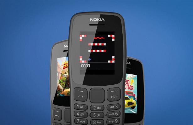 Nokia 106 tanıtıldı! Bir efsane daha küllerinden doğdu