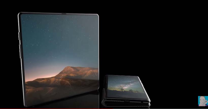 Samsung Galaxy F konsept videosu ile karşımızda! Abi bu ne?