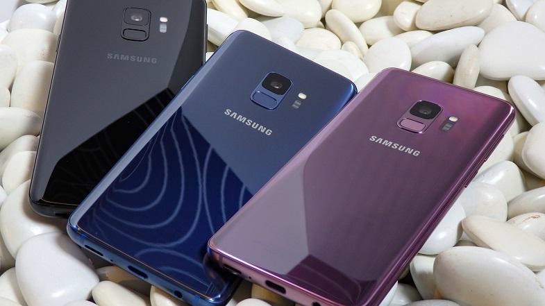 En güzel Samsung Galaxy S9 karşınızda!