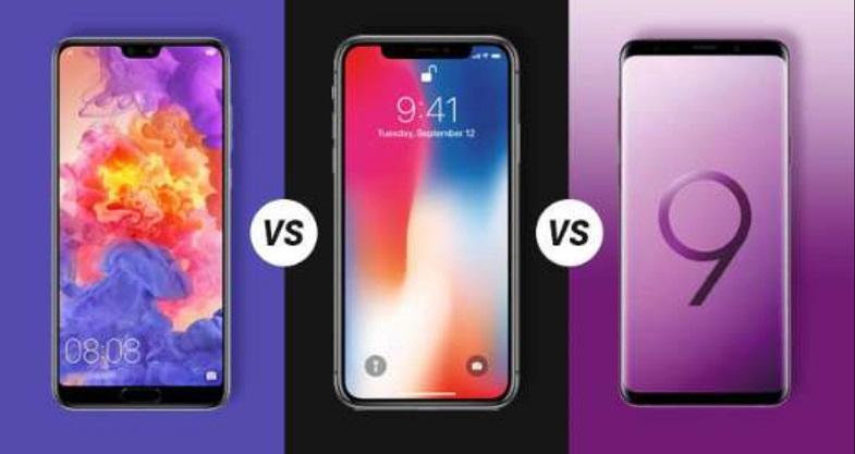 İşte Samsung, Huawei ve Apple rekabetinde son durum!