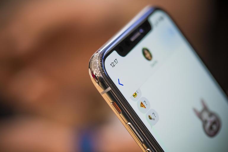 iPhone X ekran sorunu ücretsiz değişim ile sonuçlandı!