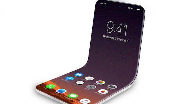 Apple katlanabilir iPhone için öyle bir patent aldı ki!