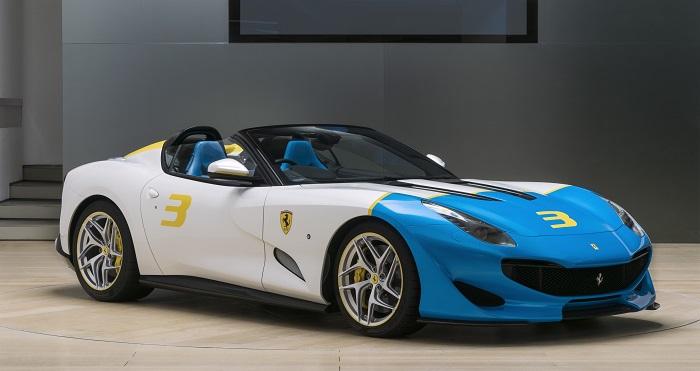 Sadece 1 adet üretilen Ferrari ile tanışın! Fiyatı mı? Onu sormayın!!!