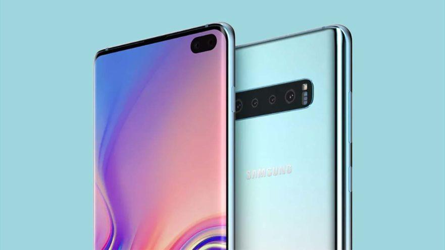 Samsung Galaxy S10 serisi karşınızda!