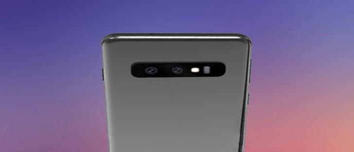 Düz ekranlı Samsung Galaxy S10 Lite ortaya çıktı