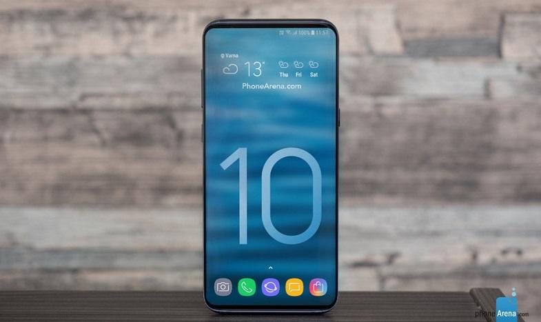 Samsung Galaxy S10 cephesinden sevindirici haber geldi