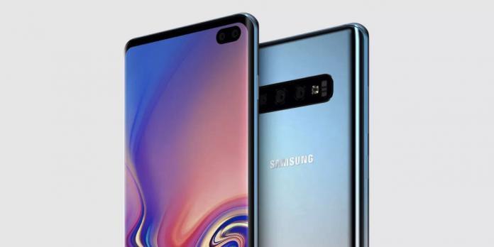 Son olarak Samsung Galaxy S10 5G de ortaya çıktı!