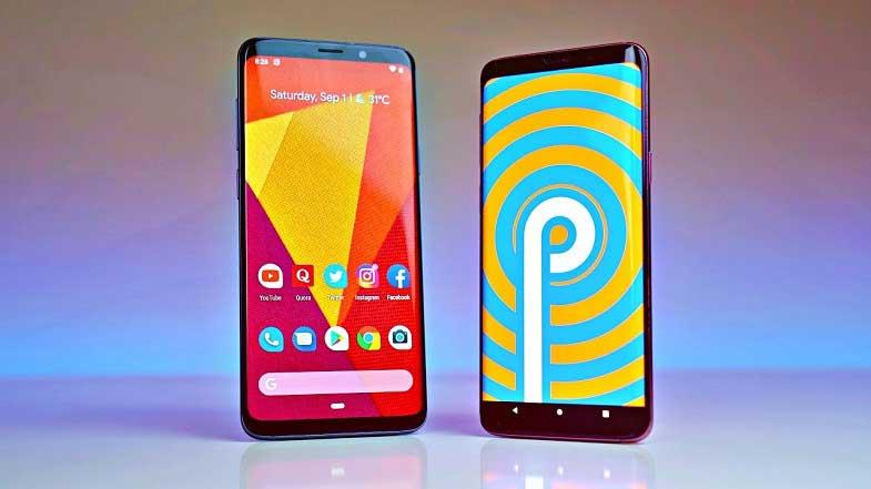 Galaxy S9 ve S9 Plus Android 9 Pie güncellemesi resmen başladı