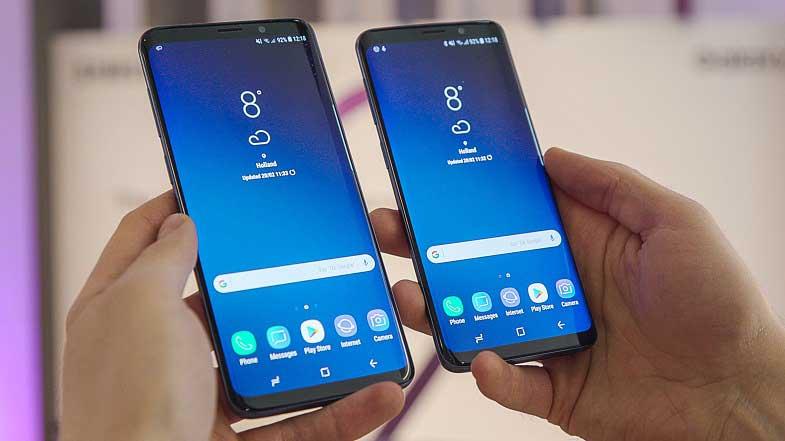 Galaxy S9 ve S9 Plus Android Pie için önemli güncelleme