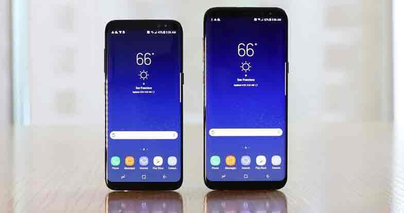 Galaxy S9 ve Galaxy S9 Plus için yeni güncelleme başladı
