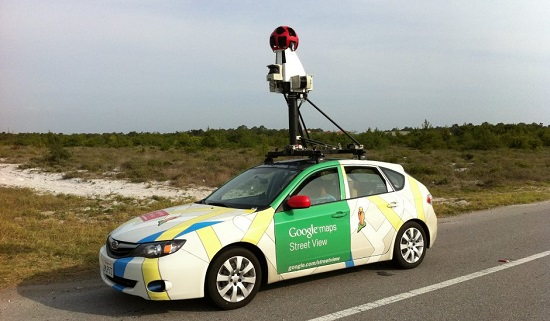 Google Maps Street View artık her yere girecek! Nasıl mı?