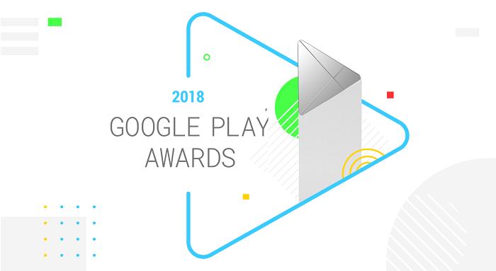 Google Play 2018