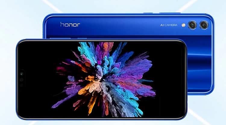 Bir güncelleme de Türkiye'de satılan Honor 8X için!