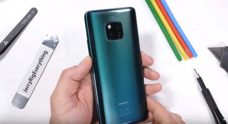 Huawei Mate 20 Pro'nun içinde neler var?
