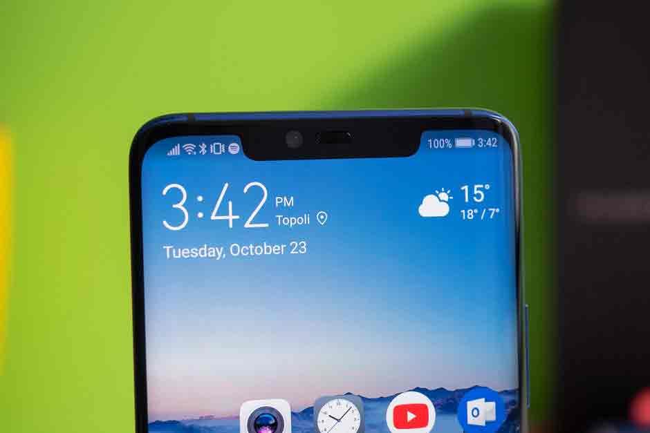 Huawei P30 Pro nasıl bir ekrana sahip olacak? İşte son gelişmeler