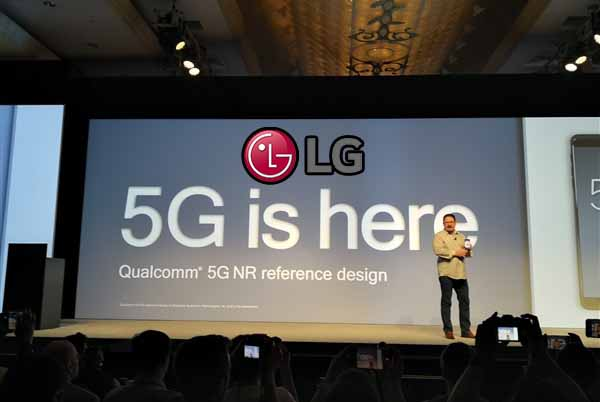 LG 5G telefonunu sürpriz bir tarihte tanıtacak! LG G8 mi geliyor?