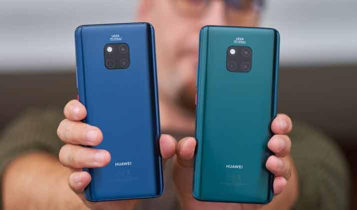 Huawei Mate 20 Pro için önemli bir güncelleme başladı